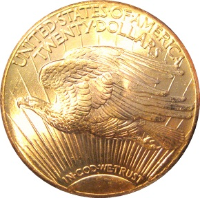 1926 $20 Saint-Gaudens Gold Double Eagle MS-65 NGC SKU#154519