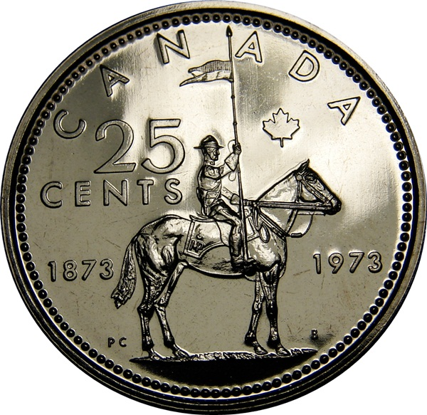 *** 1973  CANADA  PROOF  LIKE  ROYAL  MINT  SET ***