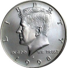 1995 D KENNEDY HALF DOLLAR **FREE SHIPPING** CHECK OUT OUR P/&D SETS!