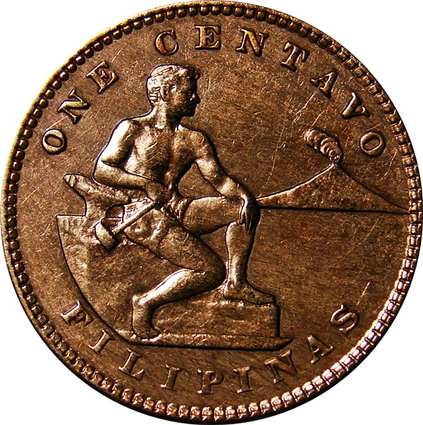 Coin Ph: U.S. Philippine Centavo: 1903-1936